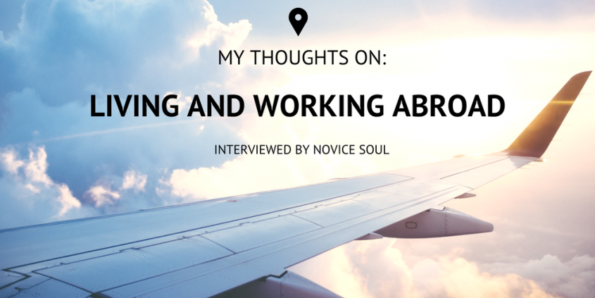 living and working abroad